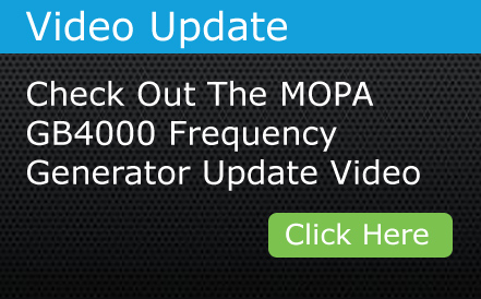 MOPA GB4000 Frequency Generator Update Video